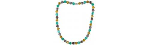 Swarovski & Other Crystals Necklaces