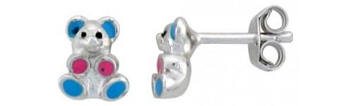 Baby & Children's Silver Earrings