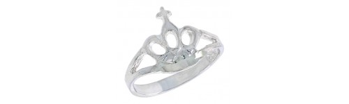 Baby & Children's Silver Rings