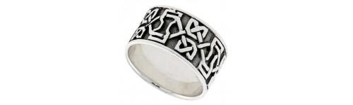 Men's Claddagh & Celtic Rings