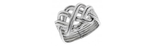 Men's Puzzle Rings