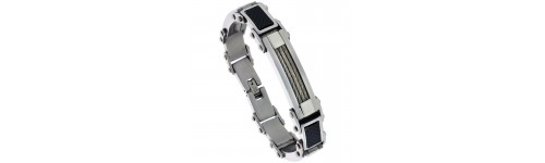 Stainless Steel Fancy Bracelets