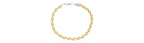 Sterling Silver Herringbone Chains
