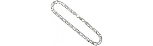 Sterling Silver Mariner Chains