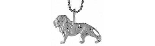 Sterling Silver Animal Theme Pendants