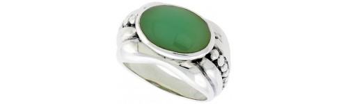Sterling Silver Ladies' Rings