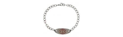 Men's Medical Alert Bracelets