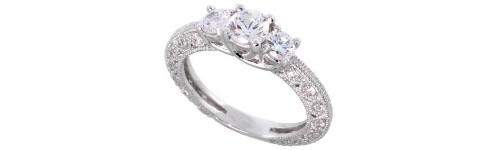 Sterling Silver Rings for Women